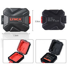 Memory Card Waterproof  Storage Carrying Case Protector Box Holder for SD CF XD