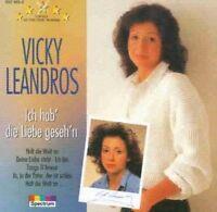 Vicky Leandros Ich hab' die Liebe geseh'n-Star Gala (compilation, 14 trac.. [CD]
