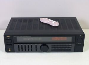JVC RX-302 AM/FM Stereo Receiver, Phono Input,  Reconditioned, Guaranteed.