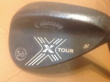 Callaway X Tour Forged 56 degree Sand Wedge 13 Degree Bounce Vintage finish
