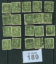 Lot of   stamps     of    Germany