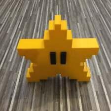 Super Mario Star Tree Topper, 3D Printed