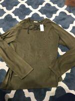 Express Mens Long Sleeve Shirt Size Large