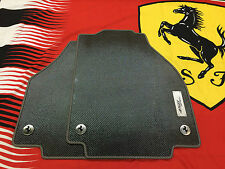Genuine Ferrari 458 Spider Carbon Fibre Mat Set Right Hand Drive
