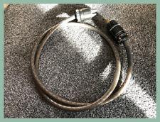 TELLURIUMQ + Black power mains Cable + cord + 1.5m + Schuko EU @ Lotus Hifi