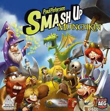AEG - Smash Up: Munchkin card game (New)