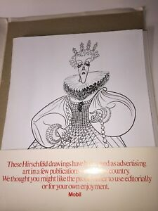 13 Hirschfeld mobil classic theather theatre Prints MOBIL PBS