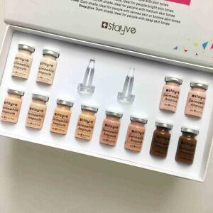 BB- Glow Booster Starter Kit Stayve Dermawhite BB Shine Glow Treatment