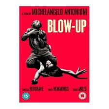Blow Up (David Hemmings Vanessa Redgrave) New DVD R4