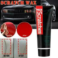 Car Scratch Repair Wax 100ml Remove Scratches Paint Body Care Non-toxic Too E9T9