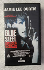CS12> FILM VHS BLUE STEEL BERSAGLIO MORTALE - PANARECORD