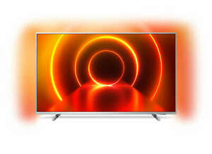 Philips 70 Inch 70PUS8105 Smart 4K UHD LED Ambilight TV - Grade C