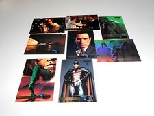 BATMAN ANNUAL flair 95 8 cards con i am batmaaann olografica
