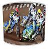 de carreras motos Pantallas Lámpara Para Combinar Adhesivos pared & Pegatinas