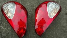 Jaguar x-type saloon one pair of rear lights  2001-2009