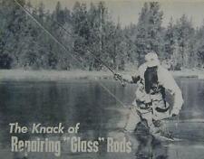 Repairing Vintage Fiberglass Fishing Rods How-To Info