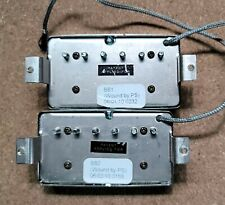 Gibson Burstbucker set. BB 1 and BB 2 2010
