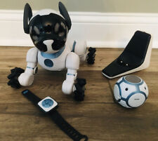 🐶CHIP INTERACTIVE ROBOTIC DOG PUPPY FROM WOWWEE 🐶