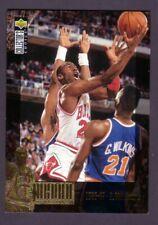 Michael Jordan 1995-96 Upper Deck Collectors Choice Jordan Collection #JC2