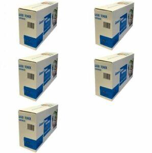 Full Set + Add Blk of Compatible Toner Cartridges For Xerox Versalink C400 C405