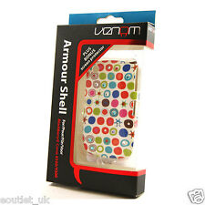 Venom Armour Shell Case/Cover for BlackBerry Curve 8520/9300 - Spot Diamond