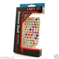 Venom Armour Shell Case/Cover for BlackBerry Curve 8520/9300 - Spot Diamond