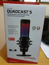 HyperX QuadCast S microphone RGB brand new