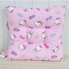 Hello Kitty Chair Seat Cushion Plush Home Décor School Car Seat Accessory