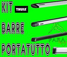 KIT BARRE PORTATUTTO THULE PROBAR FORD Transit 5-p Furgone, 15-> Punti Fissi 751