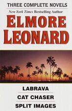 Elmore Leonard: La Brava; Cat Chaser; Split Images