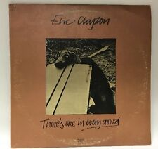 Eric Clapton There's One In Every Crowd Rso So 4806 Lp Record Ex
