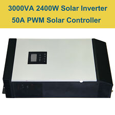 3KVA Pure Sine Wave Hybrid Solar Inverter  Built-in 50A Solar Charge Controller