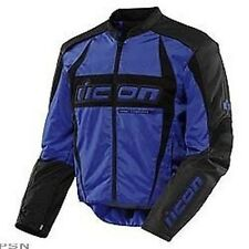 Brand New Icon Arc Textile Jacket Blue Medium 2820-1125