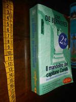 GG LIBRO: IL MANDOLINO DEL CAPITANO CORELLI - LOUIS DE BERNIERES SUPER POCKET