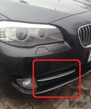 BMW NEW GENUINE 5 F10 F11 (11-14) FRONT BUMPER O/S RIGHT GRILL WITH TRIM