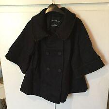 Rare PRINGLE 1815 SCOTLAND Pure Wool Swing Jacket-Fits Uk 10- Cost £850