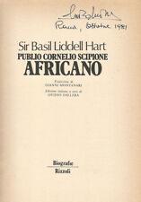 Publio Cornelio Scipione  Africano. . 1981. .