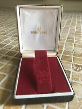 Breitling Vintage Watch Presentation Box