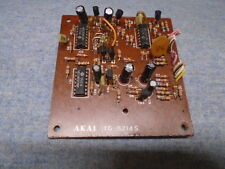 AKAI GX-625 REEL TO REEL BRAKE CONTROL PC BOARD (TG-5214S) P/N BA324729 USED