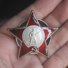1 Pcs URSS Emblem NKVD KGB Soviet Russian Badge Medal
