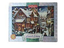 Waddingtons Super De Luxe Limited Edition 1000 Puzzle Jigsaws Vintage - B932