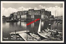 AK-Napoli-Castel-1935-italien-