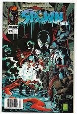 Spawn #17 (Jan 1994, Image Comics)