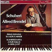 Schubert: Piano Sonatas D664 & D537, , Very Good Import