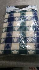 NIB Holiday Classics Rectangle Tablecloth