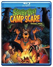 SCOOBY DOO : CAMP SCARE - BLU RAY - Sealed Region free