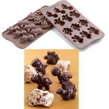 Silikomart Stampo Cioccolatini Dino Silicone Easy Choc Scg16