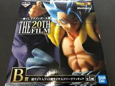 Ichiban Kuji Dragon Ball Super BROLY B Prize THE 20th FILM Figure Doll Gogeta