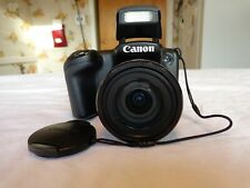 CANON POWERSHOT SX410IS 20.0MP 40X OPTICAL ZOOM CAMERA FOR PARTS OR REPAIR AS IS