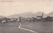 71592/54 - Kuchl mit Hagengebirge Salzburger Land Bezirk Hallein Österreich 1910